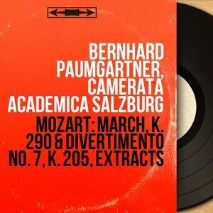 Bernhard Paumgartner, Camerata Academica Salzburg 歌手頭像
