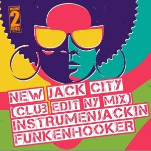 Instrumenjackin, Funkenhooker 歌手頭像