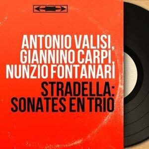 Antonio Valisi, Giannino Carpi, Nunzio Fontanari 歌手頭像