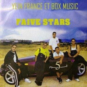 Faive Stars 歌手頭像