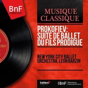 New York City Ballet Orchestra, Léon Barzin 歌手頭像