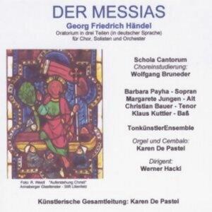 Tonkunstlerensemble, Karen de Pastel, Werner Hackl, Barbara Payha,Margarete Jungen, 歌手頭像