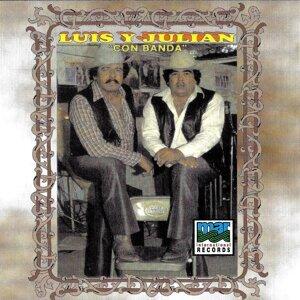 Luis y Julian Con Banda 歌手頭像