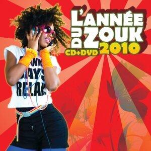 L'année du zouk 2010 歌手頭像