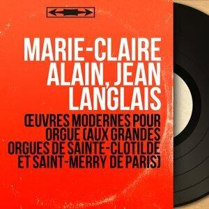 Marie-Claire Alain, Jean Langlais 歌手頭像