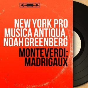 New York Pro Musica Antiqua, Noah Greenberg 歌手頭像
