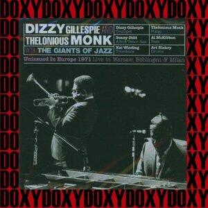 Dizzy Gillespie , Thelonious Monk, The Giants of Jazz 歌手頭像