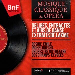 Désiré-Émile Inghelbrecht, Orchestre du Théâtre des Champs-Élysées 歌手頭像