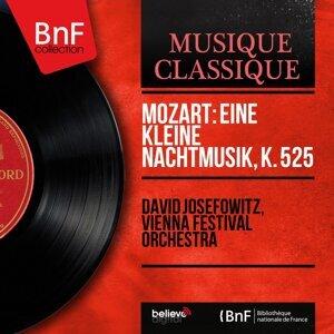 David Josefowitz, Vienna Festival Orchestra 歌手頭像