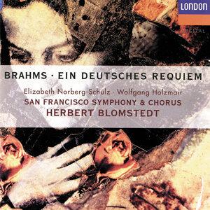 Wolfgang Holzmair,Elizabeth Norberg-Schulz,San Francisco Symphony Chorus,San Francisco Symphony,Herbert Blomstedt 歌手頭像