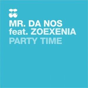 Mr. Da-Nos 歌手頭像