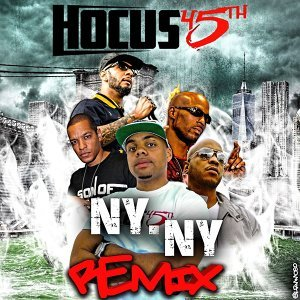 Hocus 45th 歌手頭像