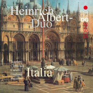 Heinrich Albert Duo 歌手頭像
