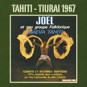 "Joël ""maeva Tahiti"" 歌手頭像"