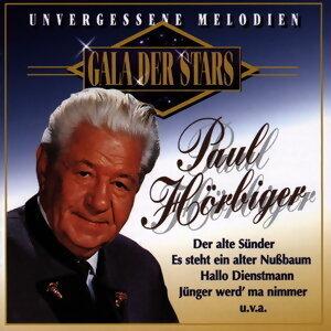 Gala der Stars: Paul Horbiger 歌手頭像