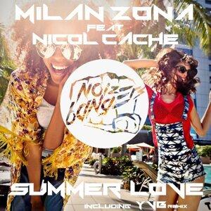 Milan Zona, YVB 歌手頭像