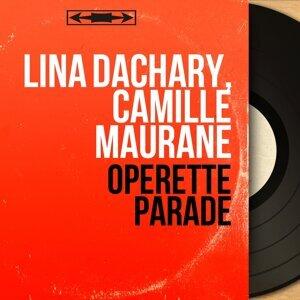 Lina Dachary, Camille Maurane 歌手頭像