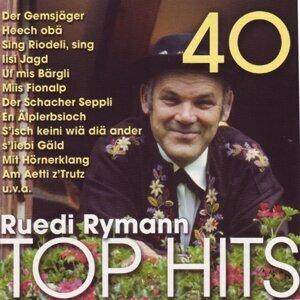 Ruedi Rymann 歌手頭像