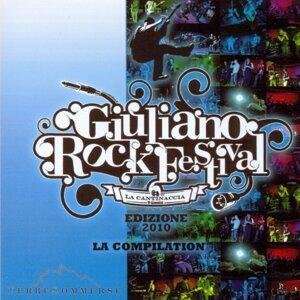 Giuliano Rock Festival la compilation edizione 2010 歌手頭像