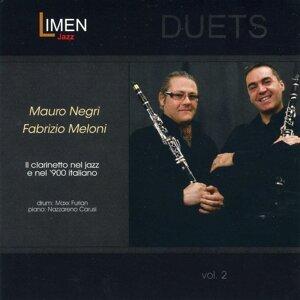 Mauro Negri & Fabrizio Meloni 歌手頭像
