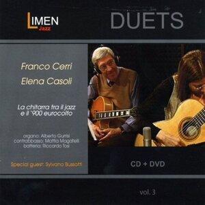 Franco Cerri & Elena Casoli 歌手頭像