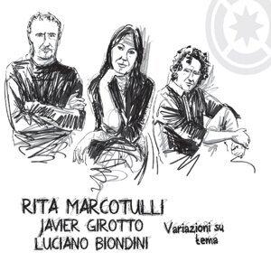 Rita Marcotulli, Javier Girotto & Luciano Biondini 歌手頭像
