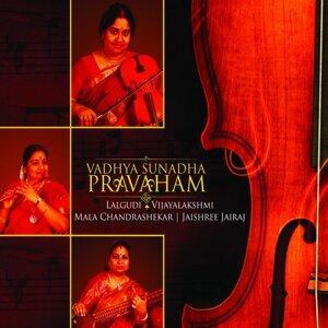 Lalgudi Vijayalakshmi, Mala Chandrashekar & Jaishree Jairaj 歌手頭像