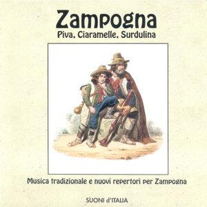 Zampogna, Piva, Ciaramelle, Surdulina - Musica tradizionale e nuovi repertori per Zampogna 歌手頭像