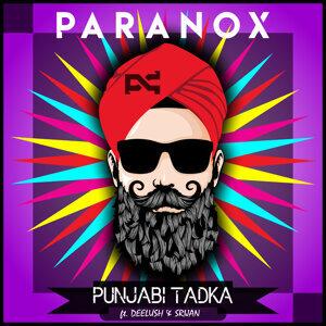 Paranox 歌手頭像