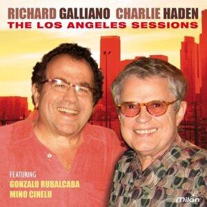 Richard Galliano, Charlie Haden 歌手頭像