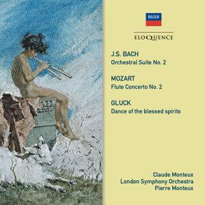 London Symphony Orchestra,Pierre Monteux,Claude Monteux 歌手頭像