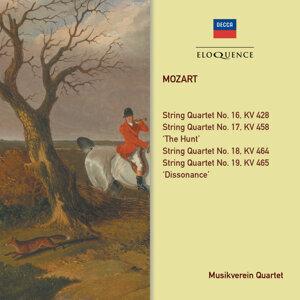 Peter Götzel,Franz Bartolomey,Rainer Küchl,Musikverein Quartet,Peter Wächter 歌手頭像