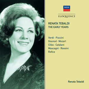 Alberto Erede,Coro e Orchestra dell'Accademia di Santa Cecilia,L'Orchestre de la Suisse Romande,Renata Tebaldi 歌手頭像