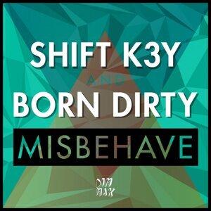 Shift K3Y & Born Dirty 歌手頭像