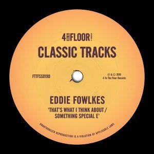Eddie Fowlkes 歌手頭像