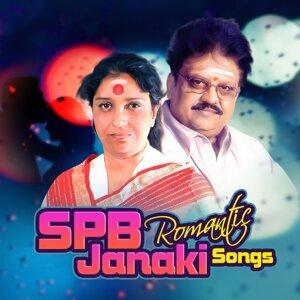 S. P. Balasubrahmanyam, S. Janaki 歌手頭像