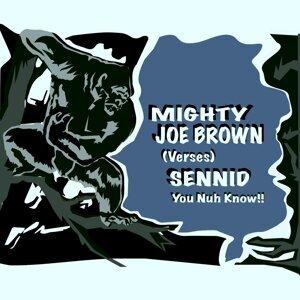 Mighty Joe Brown 歌手頭像