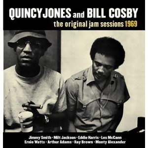 Quincy Jones & Bill Cosby アーティスト写真