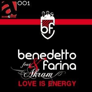 Benedetto, Farina