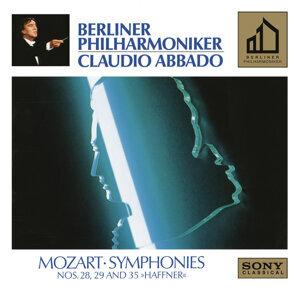 Claudio Abbado, Berliner Philharmoniker アーティスト写真