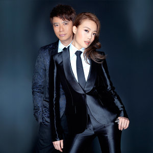 李克勤 & 容祖儿 (Hacken Lee & Joey Yung) Artist photo