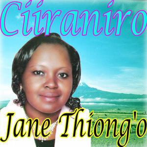 Jane Thiong'o 歌手頭像