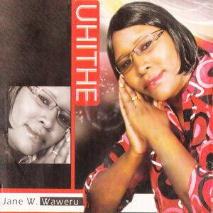 Jane W Waweru 歌手頭像