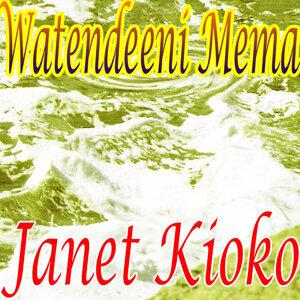 Janet Kioko 歌手頭像