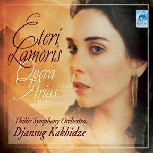 Tbilisi Symphony Orchestra, Djansug Kakhidze, Eteri Lamoris 歌手頭像