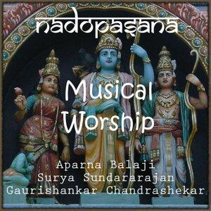 Aparna Balaji & Surya Sundararajan & Gaurishankar Chandrashekar 歌手頭像