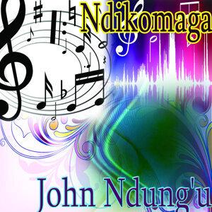 John Ndung'u 歌手頭像