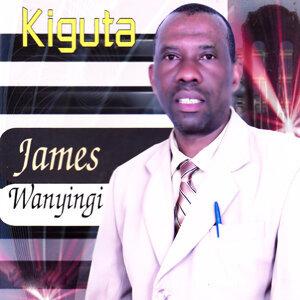 James Wanyingi 歌手頭像