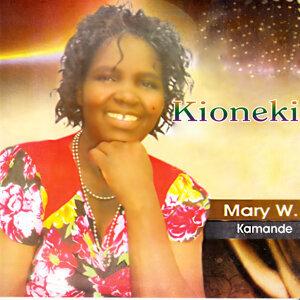 Mary W. Kamande 歌手頭像