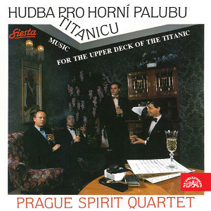 Prague Spirit Quartet 歌手頭像